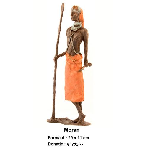 Moran - Groot opzij